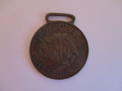 Pontiac General Motors Chief of the Sixes Watch Fob? Vintage