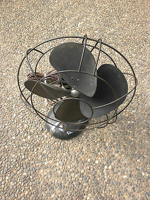 """Vintage Westinghouse Fan~10-A-3~Style 1137184~Cl~10""""~3 Speed~Oscillating~Lookie"""