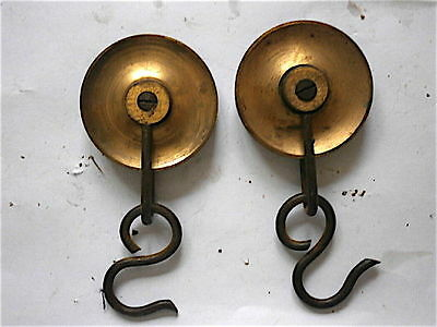 PAIR OF LONGCASE GRANDFATHER CLOCK  8day line spools