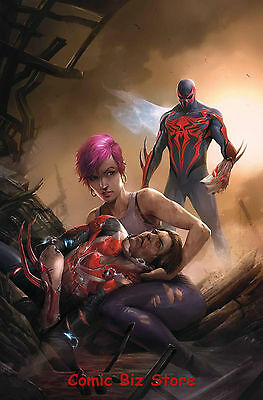 Spider-Man 2099 #25 (2017) 1St Printing Bagged & Boarded
