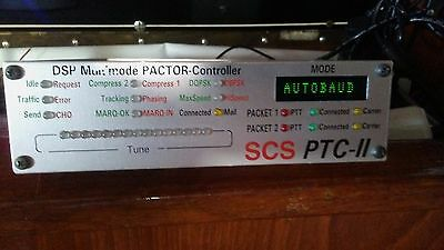 Pactor II SSB Modem with Pactor III license upgrade