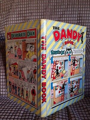 Dandy Annual 1956 - Near Mint/Very Good Condition (BC61)