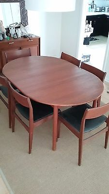 Mid-Century Dining Room Set