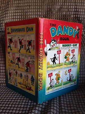 Dandy Annual 1955 - Very Good Condition (BL83)