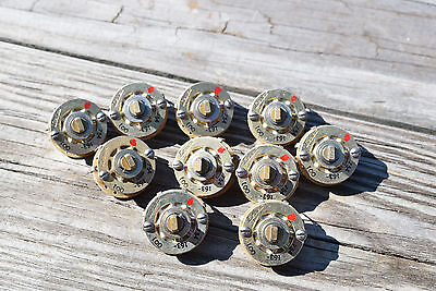 Lot of 10 NOS Vintage Ledex Rotary Selector Switch