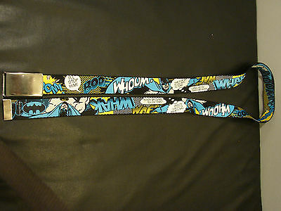 Batman DC Comics Web Belt