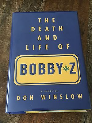 SIGNED~The Death and Life of Bobby Z~Don Winslow~1st/1st