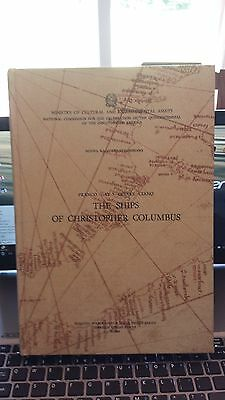The Ships of Christopher Columbus by Franco Gay, Cesare Ciano (1996, Hardcover)