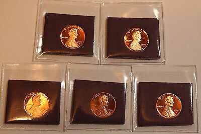 1990 S Proof Lincoln Memorial Cent Penny