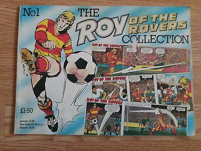 The Roy Of The Rovers Collection