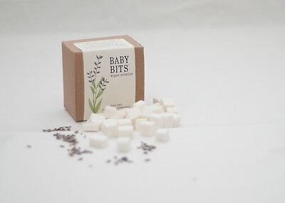 Baby Bits: Wipes Solution - 1,000 Natural Baby Wipes (Tea Tree & Lavender)