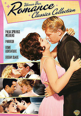 Warner Bros. Romance Classics Collection (DVD 4-Disc Set) NEW!