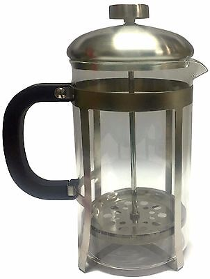800ml Tea Coffee Maker French Coffee Plunger Press Plunger Heat Resistant Glass
