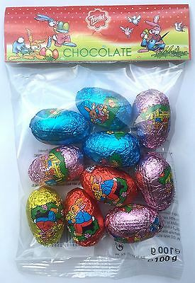 400g Easter Egg Lolly Candy Sweets Party Favors Easter Chocolate Bulk