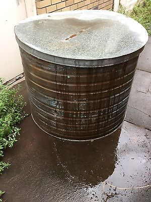 Copper Water Tank - 985 Litres