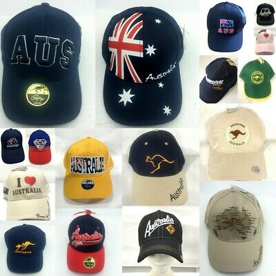 New Adults Unisex Mens Australian Day Australian Souvenir Baseball Cap 27Designs