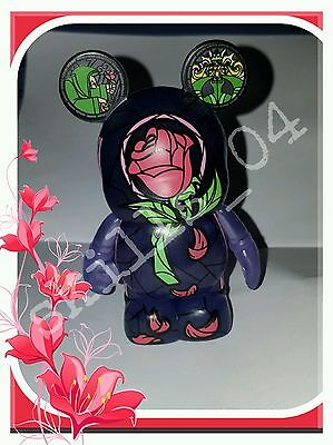 Disney Vinylmation Beauty and The Beast Series 2 Enchanted Rose Chaser!!