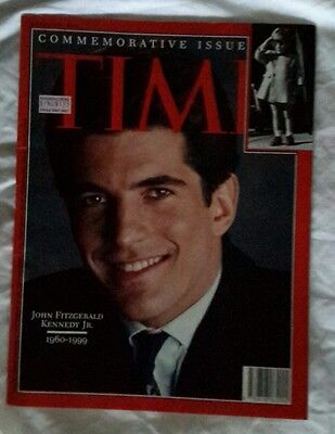 Time Magazine Commemorative  Issue  KENNEDY