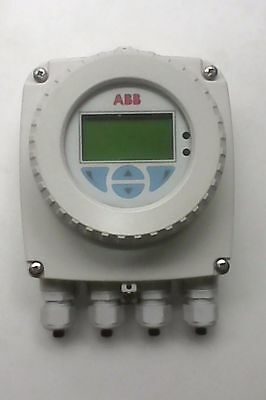ABB HART FEX100 WaterMaster Electromagnetic Flowmeter FET1211A0Y1A1A1 New