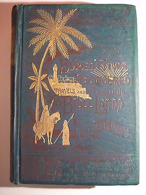 Ancient Ruins_Babylon Egypt Jerusalem _Explore Bible Holy Lands Crusades_@ $250
