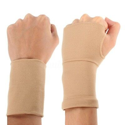 1 Pair Arthritis Gloves Compression Support Hand Wrist Brace Relief Carpal Pain