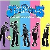 The Jackson 5 Five - Ultimate Collection - Very Best Of - Greatest Hits Cd New