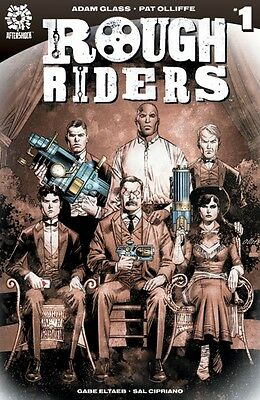 Rough Riders #1 (First printing).