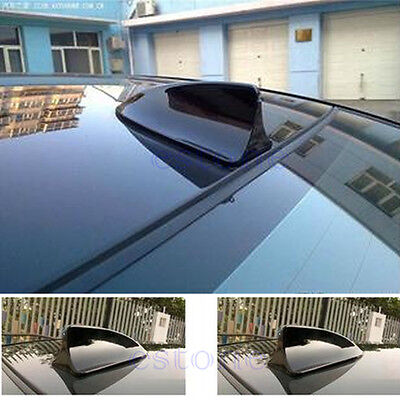 Shark Fin Dummy BMW Style Antenna with Decoration Fake Light Fit Car Dummy/Fake