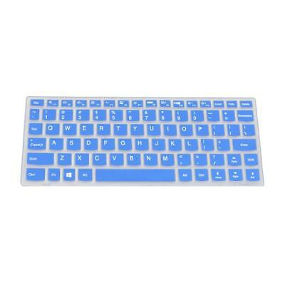 Blue Arabic / English Silicone Keyboard Guardia della pelle per la nuova