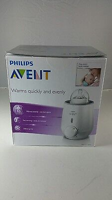 Philips avent bottle warmer. Box has been opened but never used.