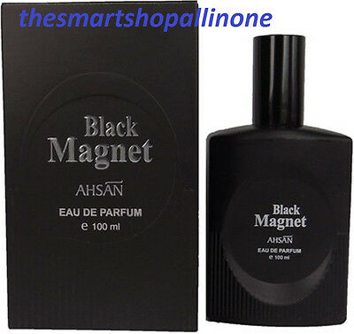 Ahsan Black Magnet EDP - 100 ml (For Men, Women)