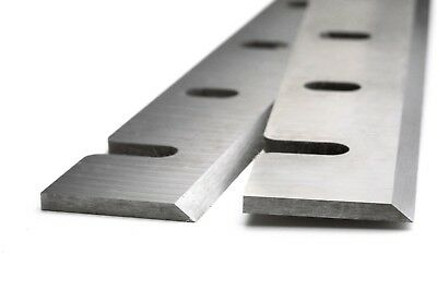 "12-1/2"" Planer Blades Knives for Dewalt DW733 planer, replaces DW7332 - Set of 2"