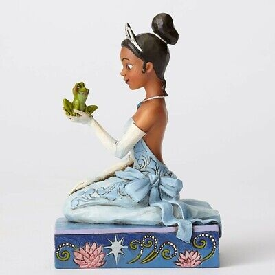 Jim Shore DISNEY TRADITIONS Tiana with Frog 4054276