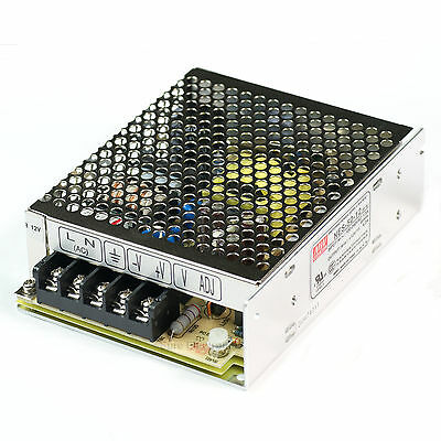 Mean Well 24V 50W AC/DC Switching Power Supply NES-50-24