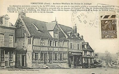 61 Vimoutiers Ancienne Hotellerie