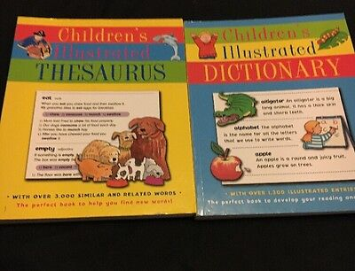 Children's Dictionary And Thesaurus