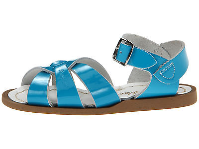 NEW INFANT SALT WATER SANDAL SWEETHEART 1418S SHINN FUCHSIA SUN-SAN BY HOY SHOES