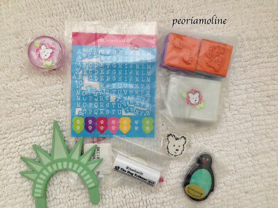American Girl Pet's Accessories Lot Set Coconut~Puppy~Dog