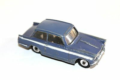 Dinky Toys Grey/Blue Triumph Herald Rare Promotional Model # 189 !!