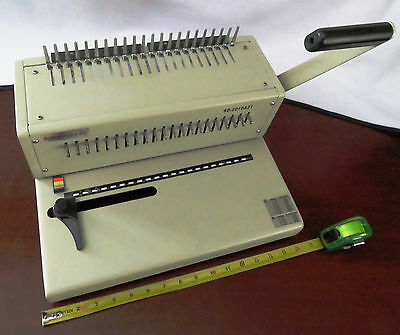 Majestik Commercial Duty SD2010A21 Comb Binding Machine