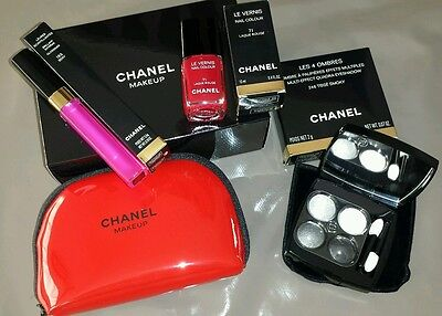 Lot Maquillage Chanel Neuf