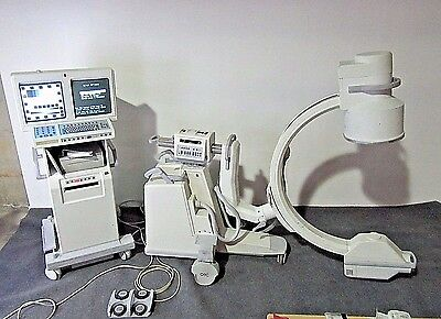 OEC 9600 C-Arm Workstation =BIOMED TESTED=