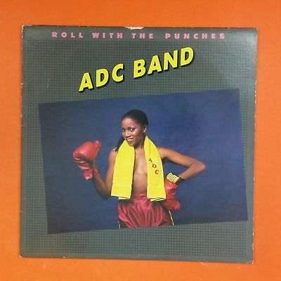 ADC BAND Roll W/ The Punches SD5232 LP Vinyl VG+ Cover VG+