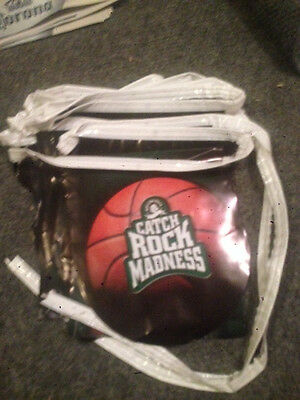 Rolling Rock March Madness signs