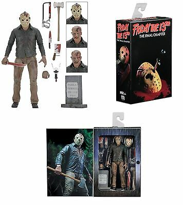 Neca Friday The 13Th Jason Part 4 Ultimate The Final Chapter
