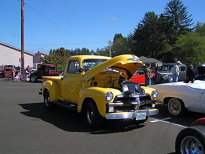 1954 Chevrolet Other Pickups  1954 Chevy 3100