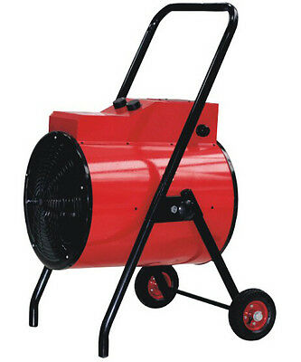 Industrial Electric Heater Portable 15kw