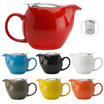Maxwell & Williams Cafe Culture Teapot w/Infuser 500ML Dishwasher Safe/Jug/Drink