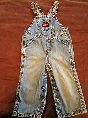 OLD NAVY BABY Denim Jeans overalls coveralls 18-24m BOYS GIRLS-FAST FREE SHIP!!