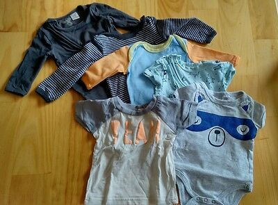 Cotton on baby boy bundle size 000 (6 pieces) -  bodysuits, t-shirt and more